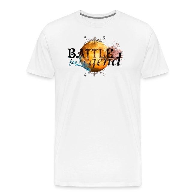 Logo Battle for Legend.