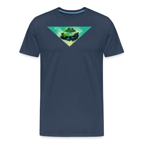Flugobjekt - Männer Premium T-Shirt