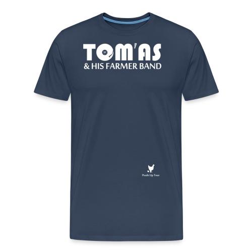 THFB pour T Shirt noir png - T-shirt Premium Homme