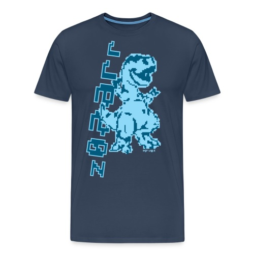 z0r Dinosaur - Men's Premium T-Shirt