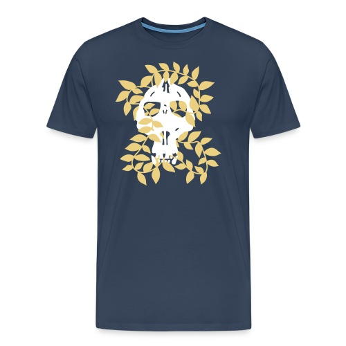 Rest in Leaves - Men's Premium T-Shirt