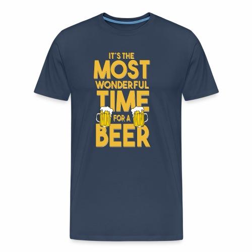 Time for a Beer - Männer Premium T-Shirt