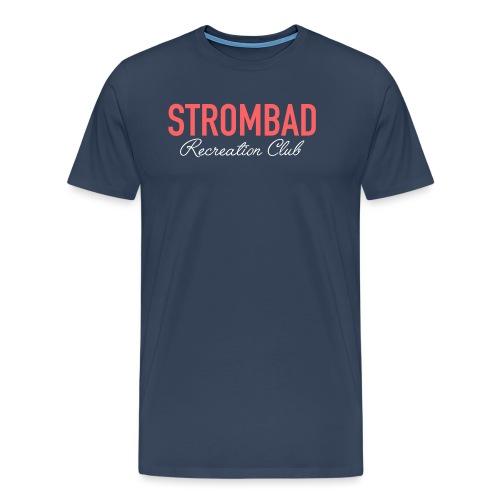strombad ohne png - Männer Premium T-Shirt