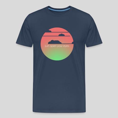 Eyes - T-shirt Premium Homme