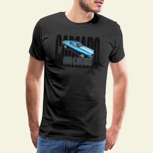 70 Camaro - Herre premium T-shirt