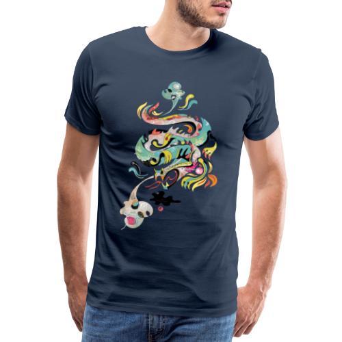 Dragon Pearl - Men's Premium T-Shirt