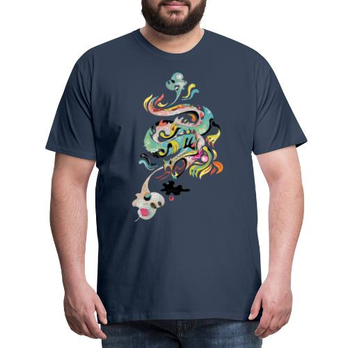 Dragon Pearl - Men's Premium T-Shirt