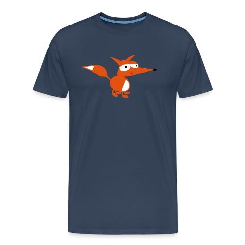 The Fox - Männer Premium T-Shirt