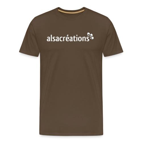 logo3 45 - T-shirt Premium Homme