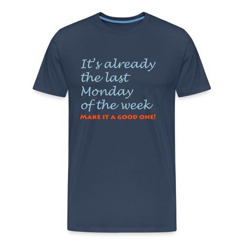 lastmonday - Mannen Premium T-shirt