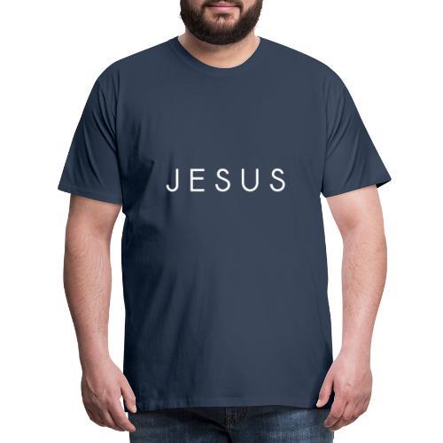 Jesus sawasdee white - Men's Premium T-Shirt