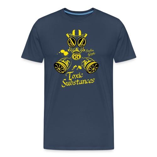 Toxic Substances png - T-shirt Premium Homme