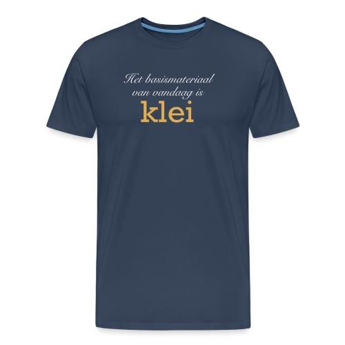 basismateriaal - Mannen Premium T-shirt