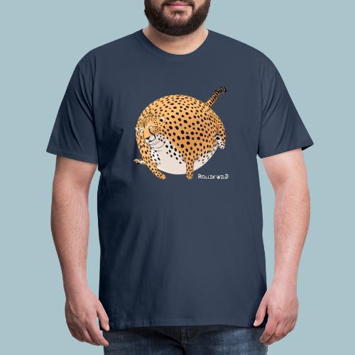Rollin'Wild - Cheetah - Men's Premium T-Shirt