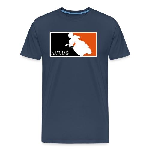 ift9mlblogo - Männer Premium T-Shirt