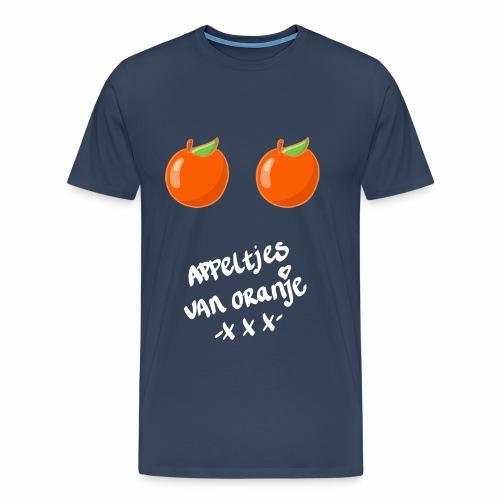 Appeltjes van Oranje - Mannen Premium T-shirt