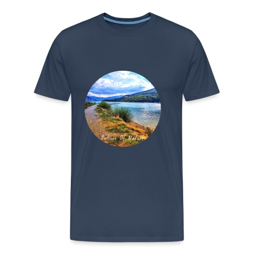 Collection Colours Of Nature - T-shirt Premium Homme