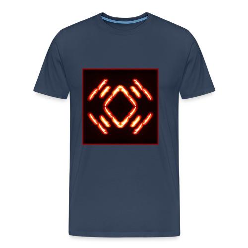 Lichtertanz #2 - Männer Premium T-Shirt