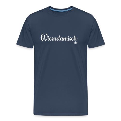 Wiesndamisch - Männer Premium T-Shirt