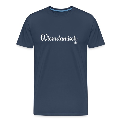 Wiesndamisch - Men's Premium T-Shirt