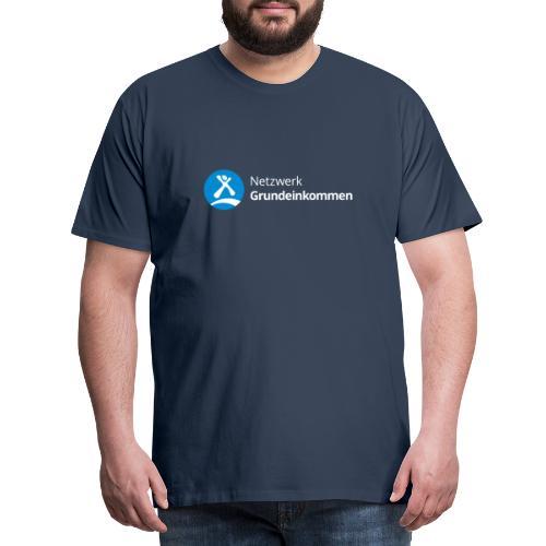 Netzwerk Grundeinkommen - Männer Premium T-Shirt