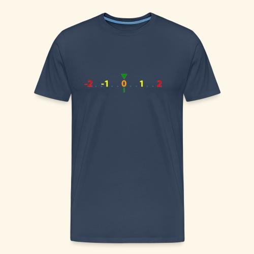 Light meter - Camiseta premium hombre