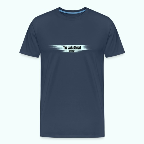 LuckaStripeOnTour - Männer Premium T-Shirt