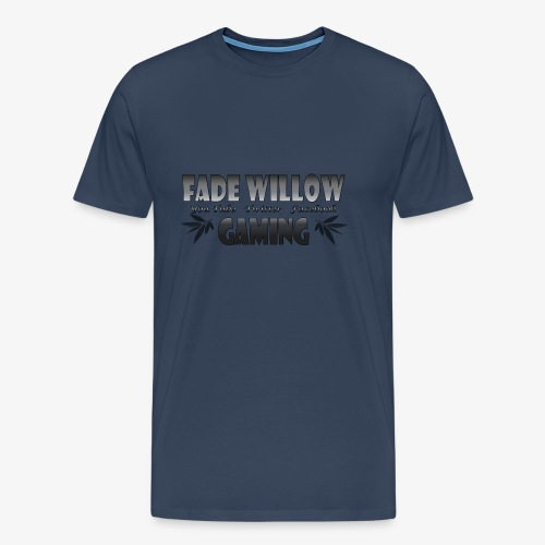 Fade Willow Gaming - Men's Premium T-Shirt