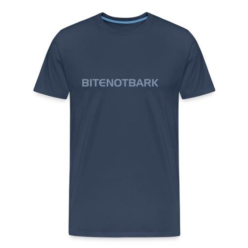 BNB-Schriftzug AI - Männer Premium T-Shirt