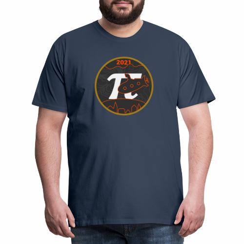 Årslogo 2021 - Herre premium T-shirt