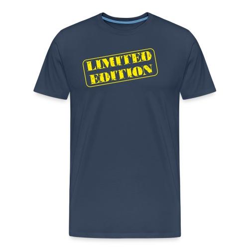 Limited Edition - Männer Premium T-Shirt