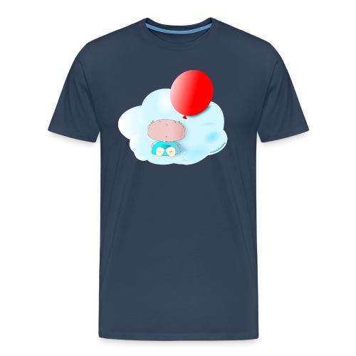 Petit amb globus - Camiseta premium hombre
