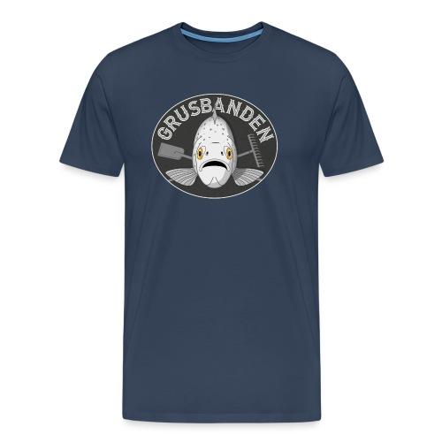 Grusbanden - Herre premium T-shirt