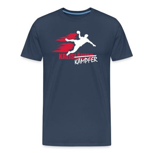 kreiskaempfer - Männer Premium T-Shirt