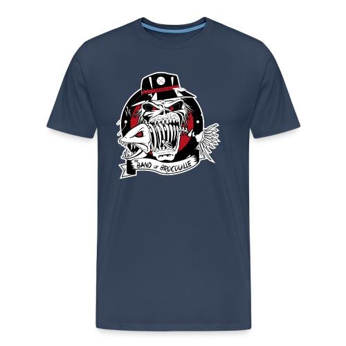 logo bandofbrocouille-01 - T-shirt Premium Homme