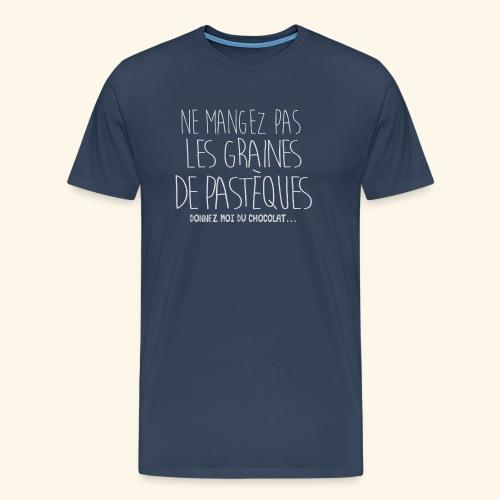 Tshirt-Femme-Enceinte-B - T-shirt Premium Homme