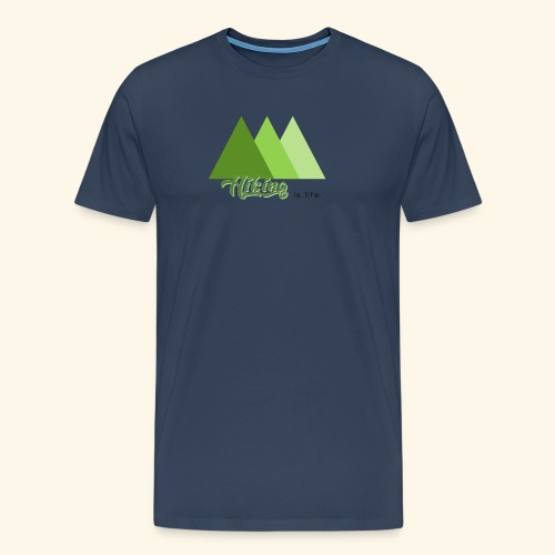 hiking - T-shirt Premium Homme