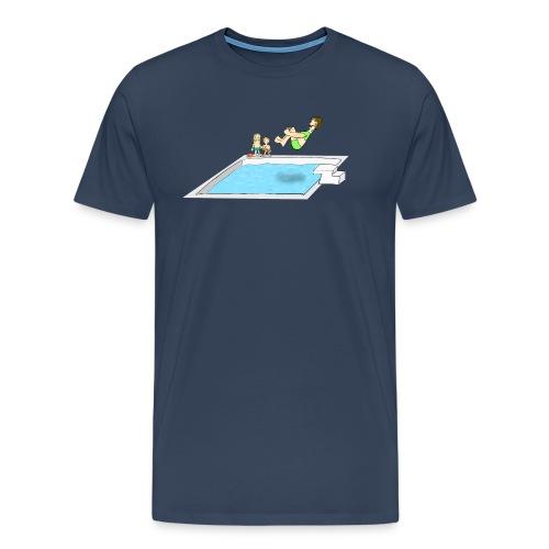 Coole Mama - Männer Premium T-Shirt