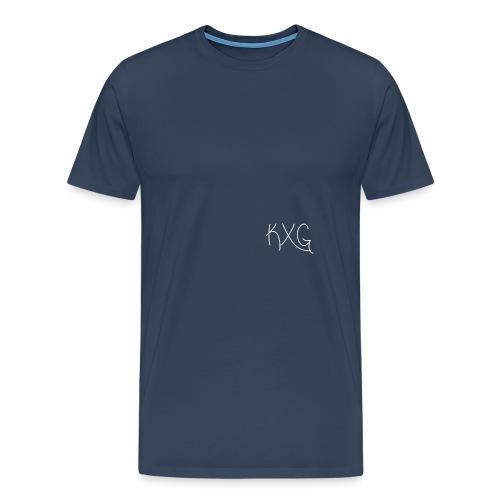 KXGlogo png - Mannen Premium T-shirt