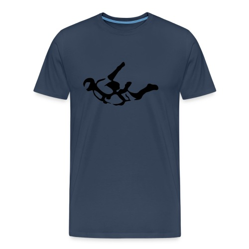 Hercules Dive - Men's Premium T-Shirt
