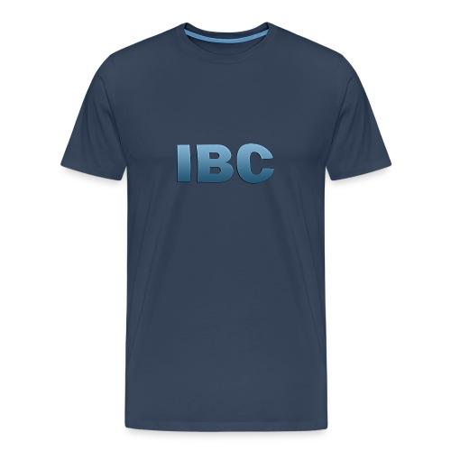 IBC Shirt - Mannen Premium T-shirt