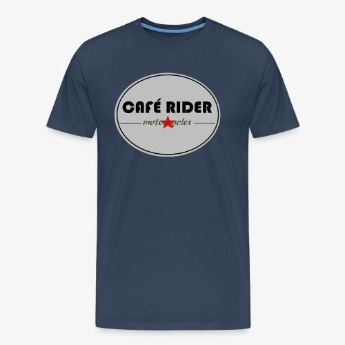 plaque coté 1 png - T-shirt Premium Homme