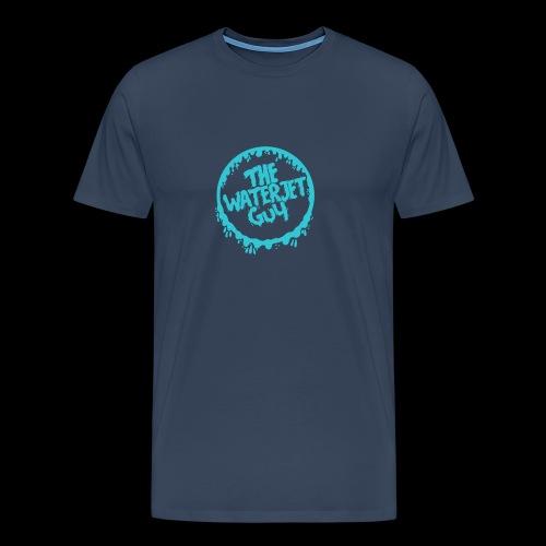 The Watjet Guy - Men's Premium T-Shirt
