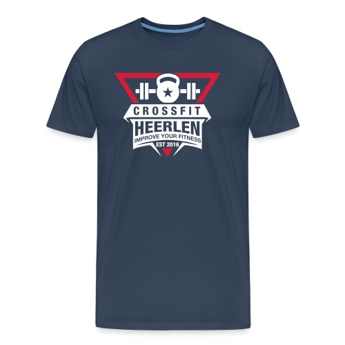 heerlen logo - Mannen Premium T-shirt