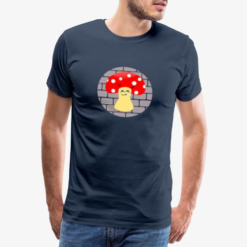 Mr. Magic Mushroom - Men's Premium T-Shirt