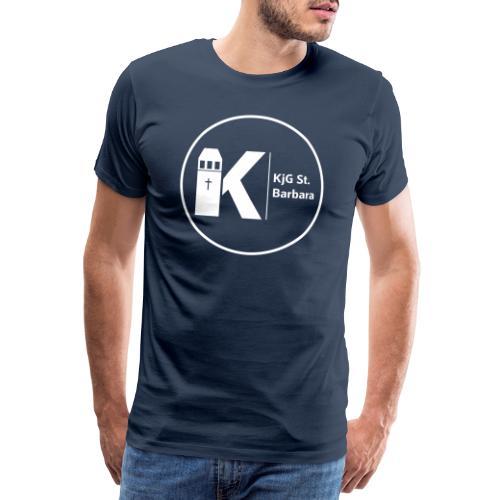 K-Geometry Flexdruck - Männer Premium T-Shirt