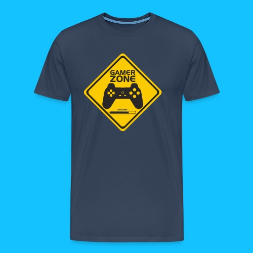 Game Zone - Koszulka męska Premium