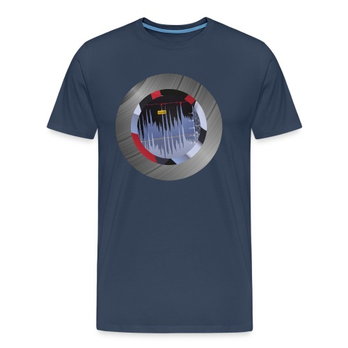 FabFilter Pro L 2 Circle - Men's Premium T-Shirt
