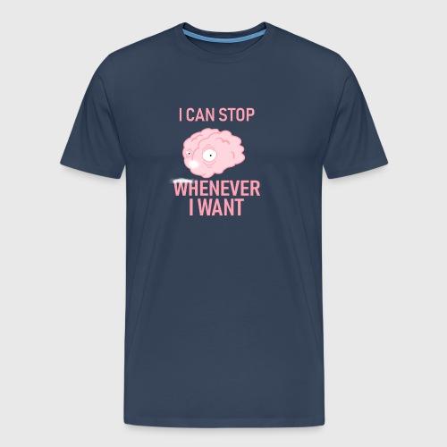 Posso smettere quando voglio - Maglietta Premium da uomo