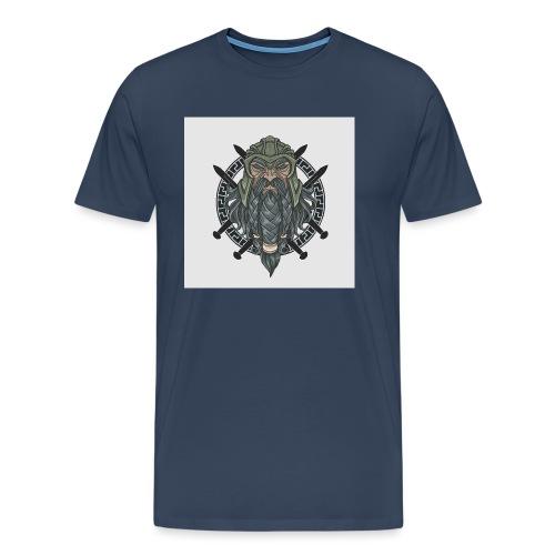 Nork - Camiseta premium hombre